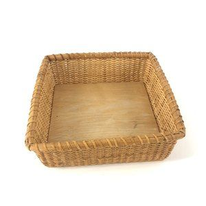 Square Woven Little Basket Tray